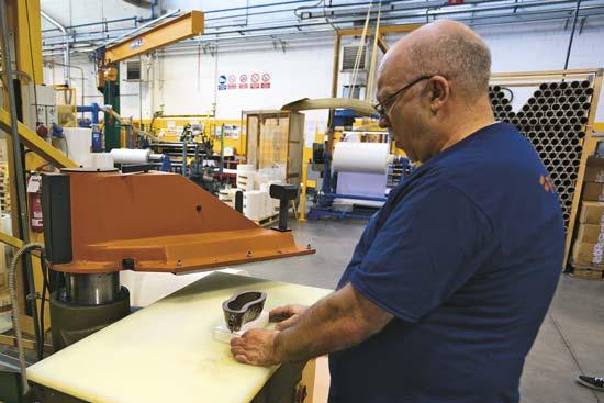 Filmcutter produzioni custom fustellatura