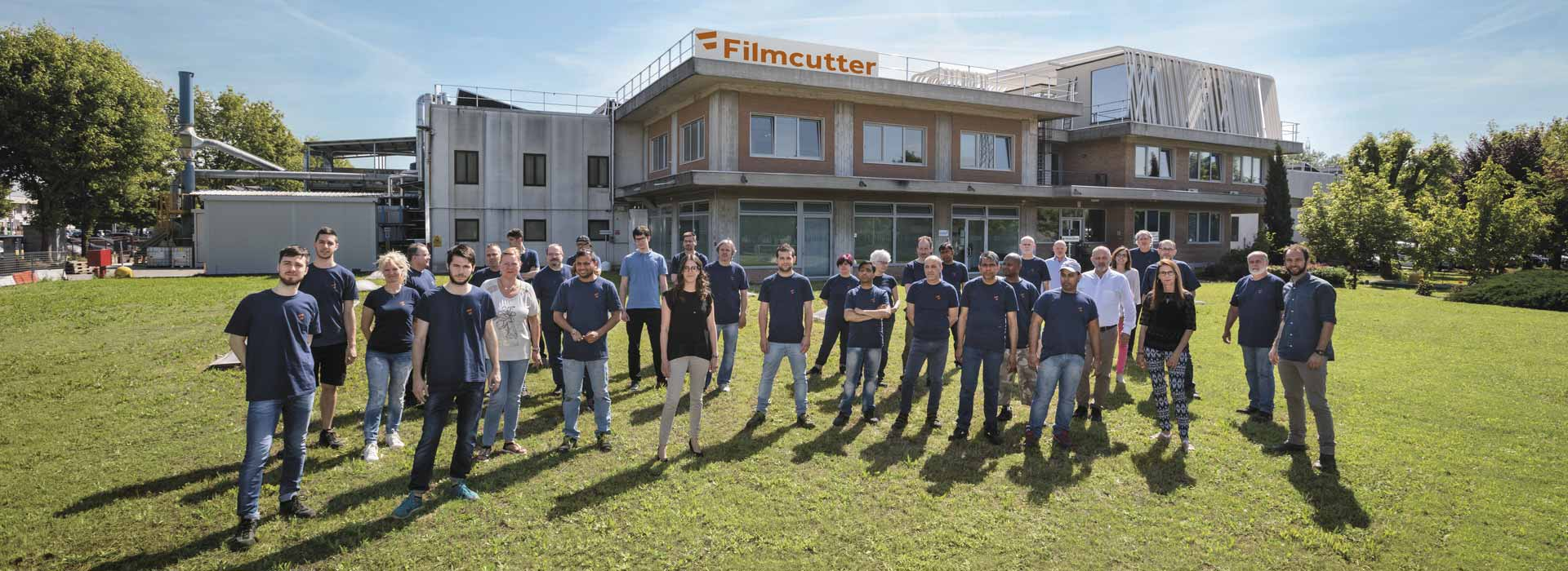 Filmcutter azienda profilo